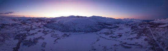 Senja_aerial_panorama