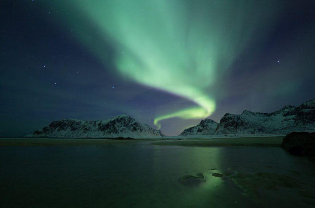 aurora_skagsanden_lofoten2