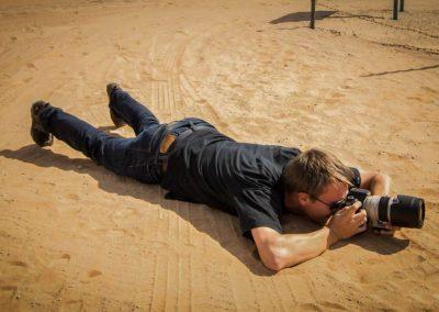 Shoot in Dubai