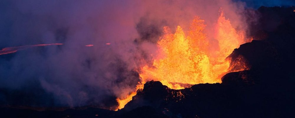 Holuhraun Eruption – A trip of a lifetime