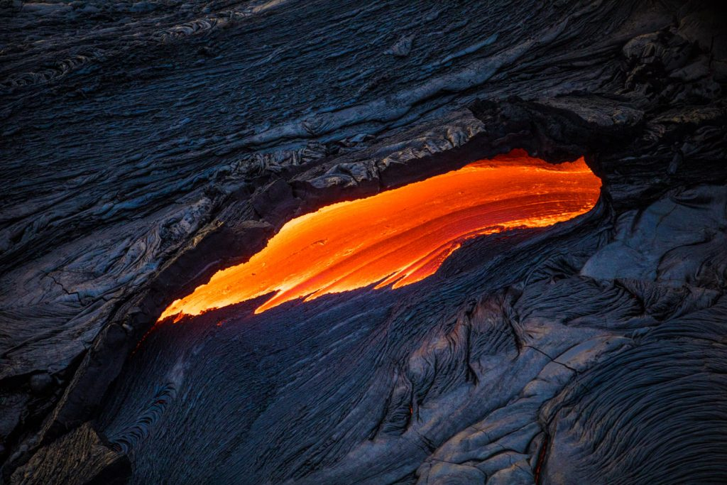 skylight lava hawaii