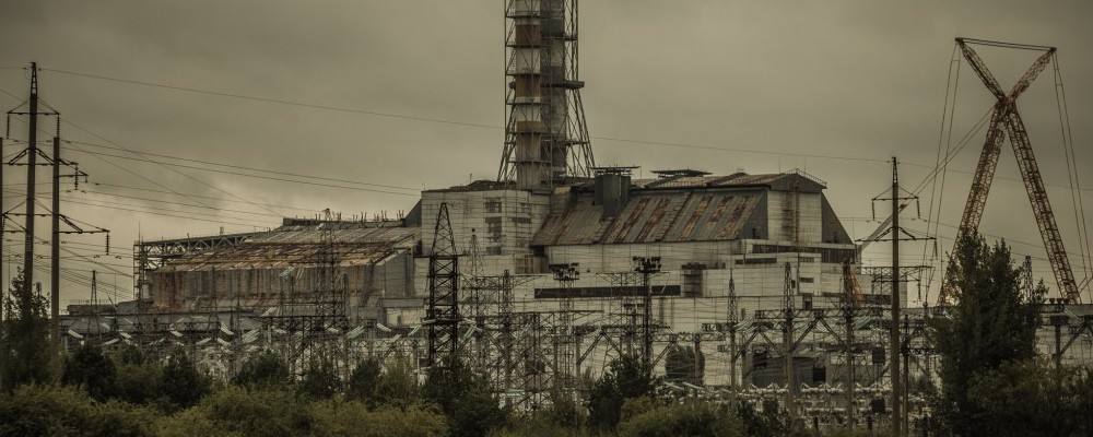 Chernobyl – visiting Ground Zero