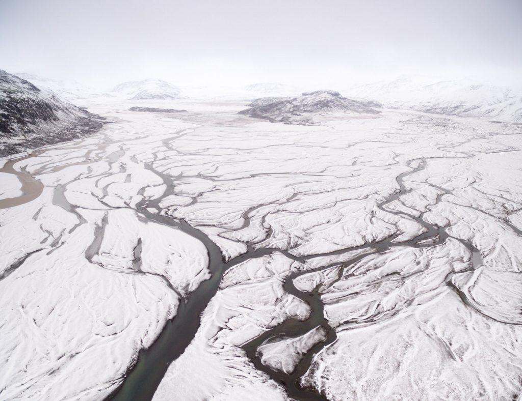 aerial delta