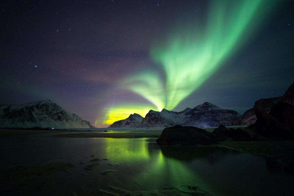 aurora_skagsanden_lofoten