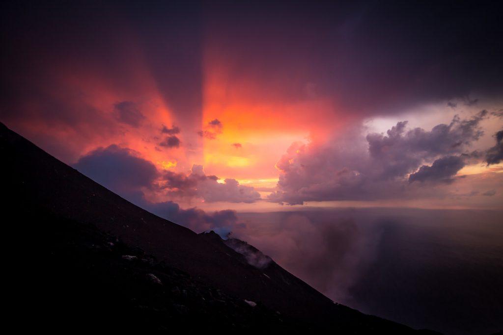 stromboli_sunset